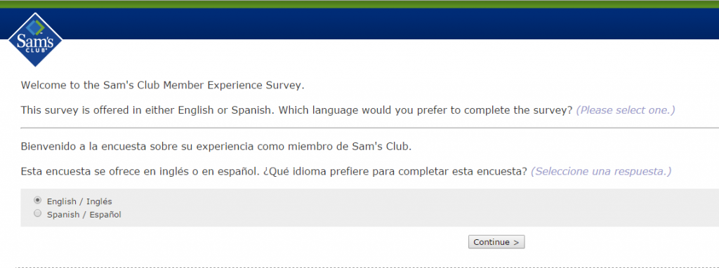 www.survey.samsclub.com – Samsclub Customer Satisfaction Survey
