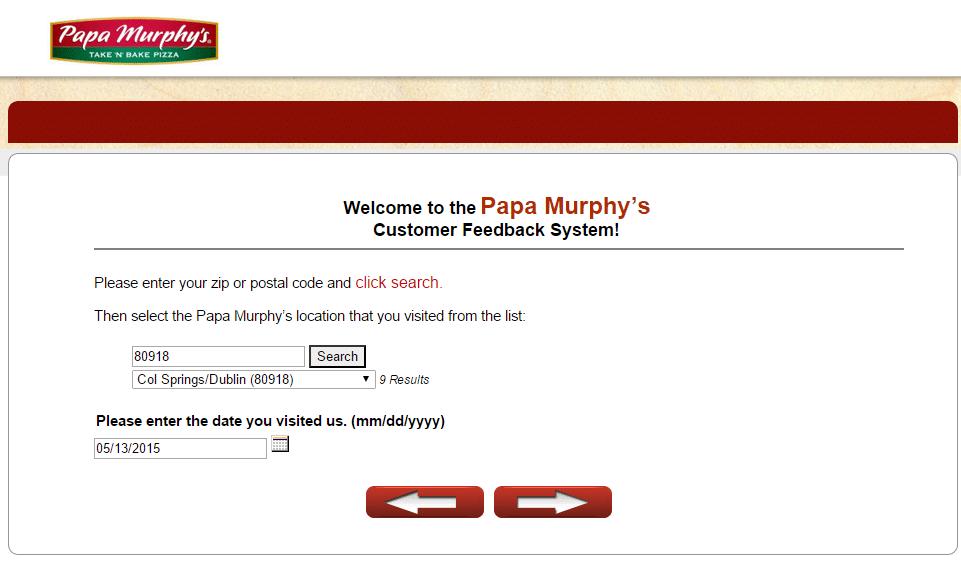 papa murphy survey page 3
