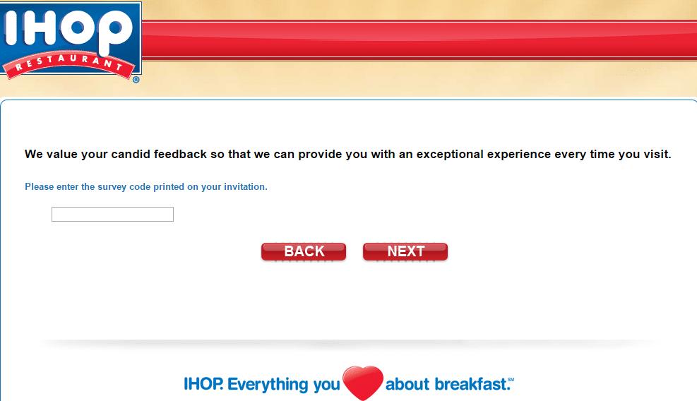 Ihop survey page 2