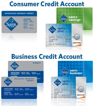 sams club credit card deals