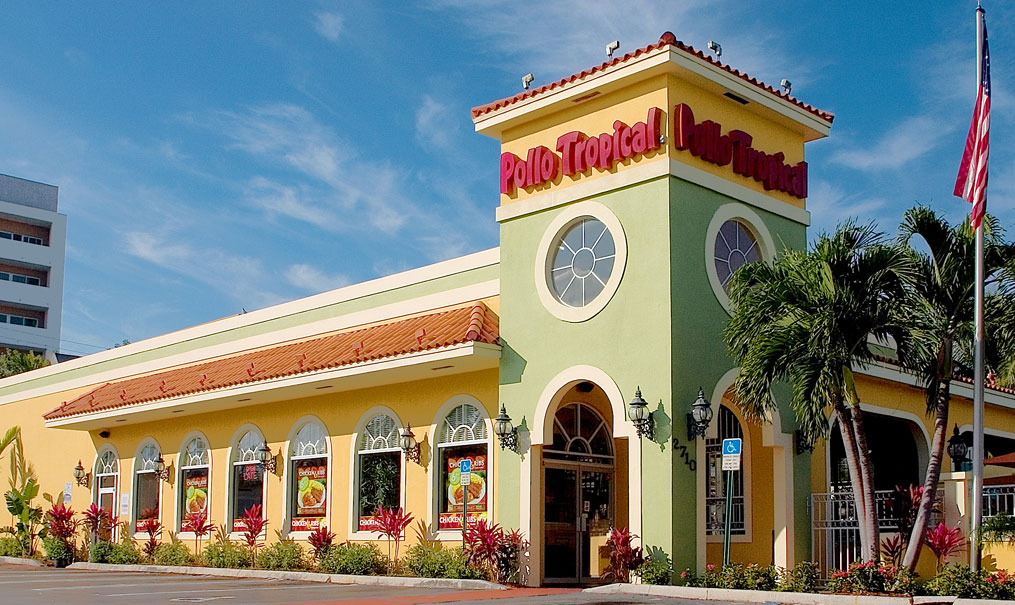 pollo tropical survey company