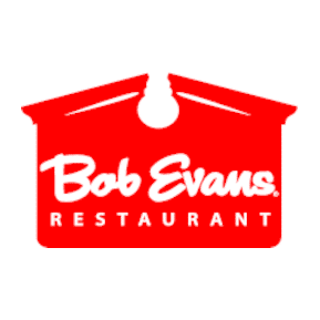 bob evans logo on bob evans survey page