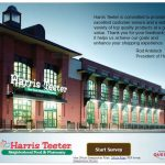 Harris Teeter survey first page