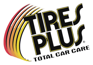 Tires Plus total car care logo