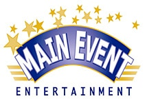 main event logo on main event survey page