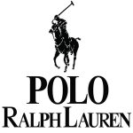 the logo pf the polo ralph lauren factory