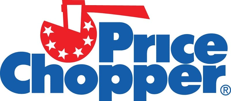 the logo of price chopper supermarket chain