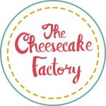 the cheesecake factory square logo