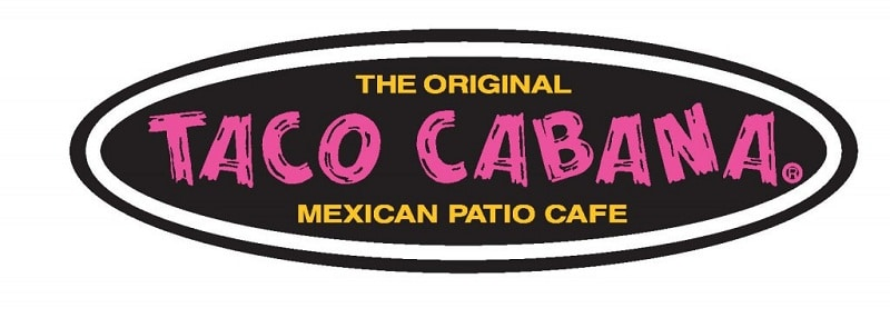 logo of the taco cabana survey and restaurant chain