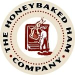 square logo of honeybaked