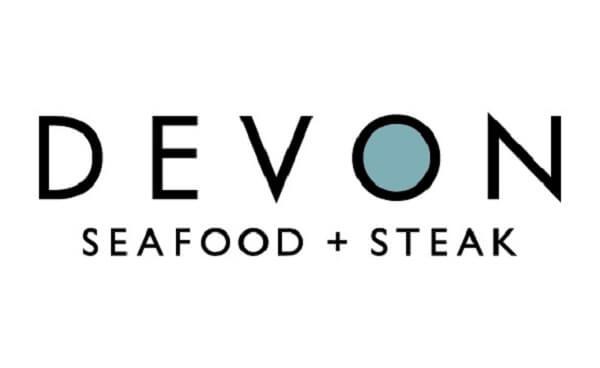 devon seafood grill stake logo
