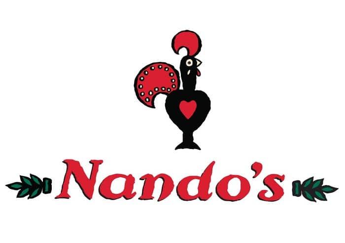 nandos logo wide version