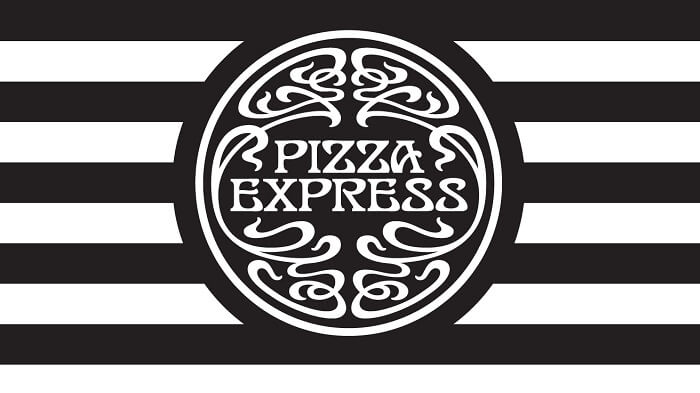 pizza express logo wide