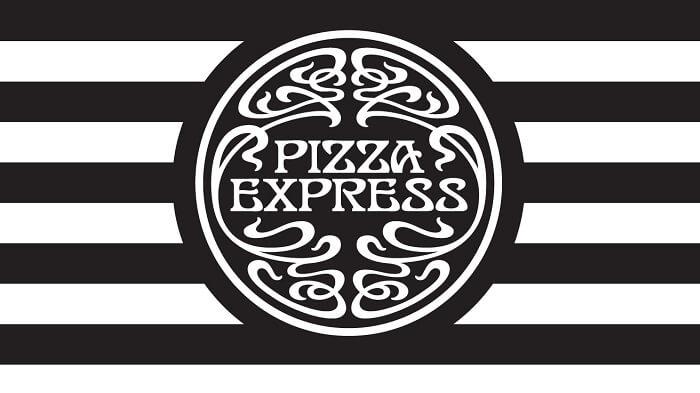 pizza express logo wide