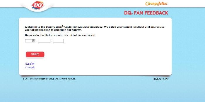 DQ survey