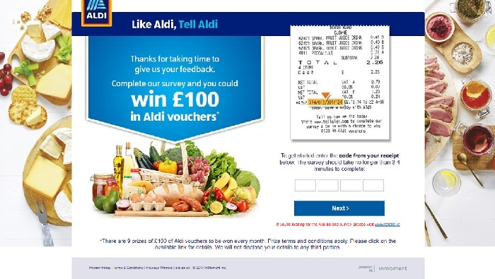 aldi survey