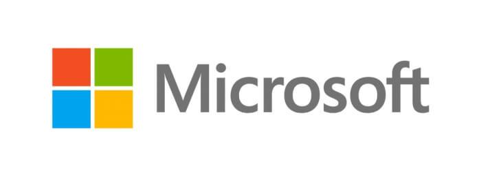 microsoft logo wide