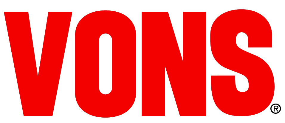 vons logo wide
