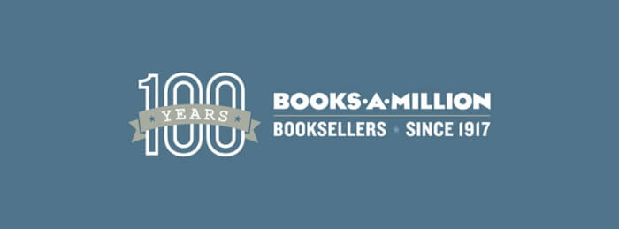 books a million logo wide