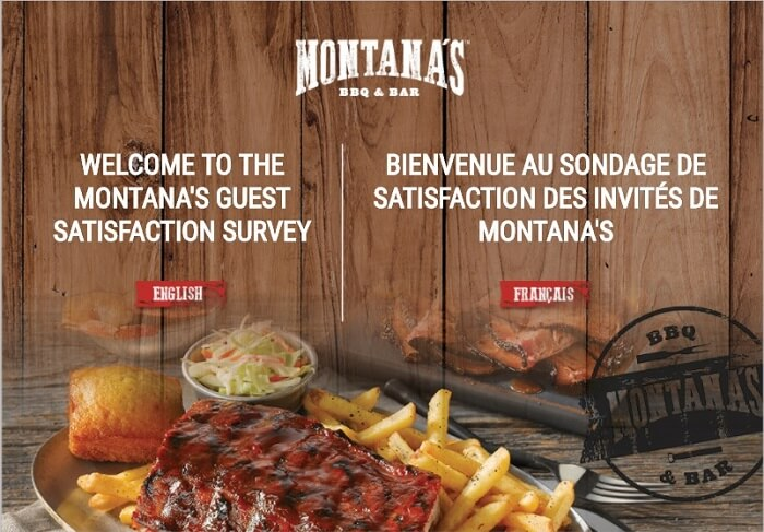 Montana's survey first page