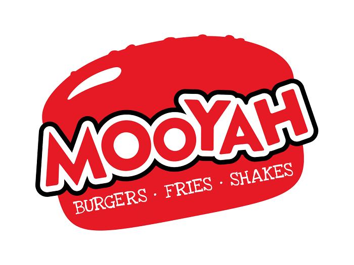 Mooyah logo and slogan